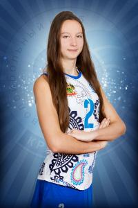 Юлия Смирнова :: Динамо-2 Краснодар