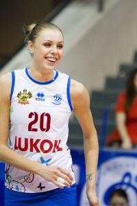 Анастасия Самойленко::Женская команда