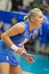 Екатерина Третьякова :: Женская команда