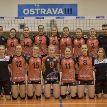 Ostrava - Krasnodar Cev Challenge Cup 2018 2